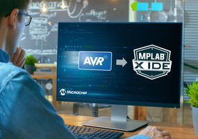 Microchip Technology, Inc.'s MPLAB X Now Supports AVR Microcontrollers