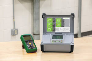 Emerson Announces New Megohmmeters to Provide Accurate Insulation Resistance Testing