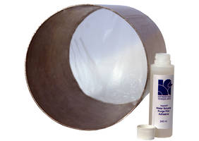 Huntingdon Offers Weld Purge Film Kits That Forms an Impenetrable Purge Barrier