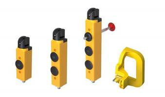 New Mechanical Safety Switches from Balluff Insensitive to Vibration Even When Unlocked