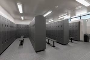 St. Augustine Preparatory Academy Selects Scranton Products' Duralife Lockers