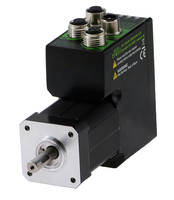 Latest ServoStep Integrated Stepper Motors Come with Six Industrial Protocols