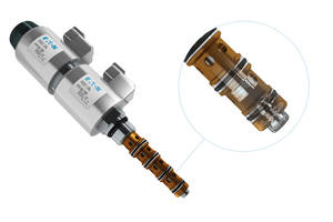 New ESVL9 Proportional Solenoid Cartridge Valve is Offered with Integrated Load-Sense Check Control