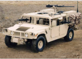 AM General Displays New Vehicles with Enhanced Capabilities