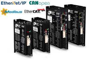 Applied Motion Products New Stepper Drives Support Ethernet and Fieldbus Network Protocols