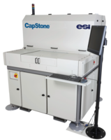 New CapStone Flexible PCB Laser Processing Solution Features High Throughput Via Drilling