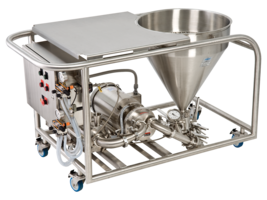 Admix to Showcase Robust Mixing Equipment Portfolio at Pack Expo International