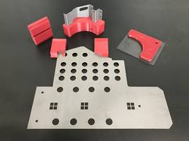 New 3D Printed Press Brake Tooling Concepts from Cincinnati Incorporated Allow for Efficient Fabrication