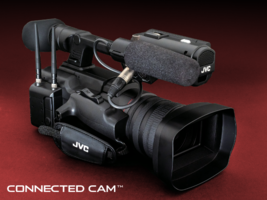JVC Introduces New 500 Series Handheld Cameras with Capability to Record to SSD Media