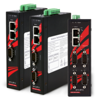 Latest STM-60XC Series of Serial to Modbus Gateways Support Up to 921.6 kbps