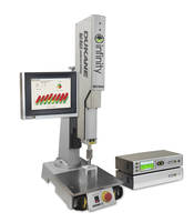 New Infinity Welding System by Dukane Features Servo Precision