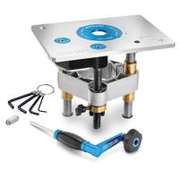 Rockler Wins Three 2018 Pro Tool Innovation Awards - Pro Lift, Convertible Benchtop Router Table and Lock-Align Drawer Organizer System Earn High Marks