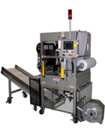 New E-commerce Bagger/Labeler from Rennco Allows for Cost-Effective Packaging on Mixed Orders