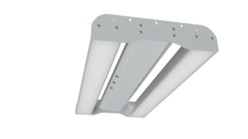 New LED High Bay Light from Accutech Offers Lumen Packages Up to 43,000 Lm