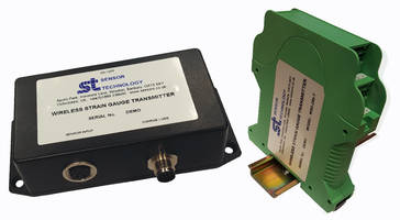 New WSG Series Transmitters Use Unrestricted 2.4 GHz Technology