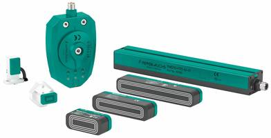 Pepperl+Fuchs Releases PMI F90 Inductive Positioning System with Programmable Measurement Range