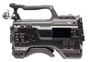 JVC Professional Video Introduces the GY-HC900ST for Studio and Multi-Camera EFP Use