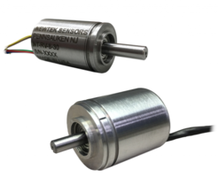 New Rotary Position Sensors from NewTek Offer Accurate Angular Displacement Measurements
