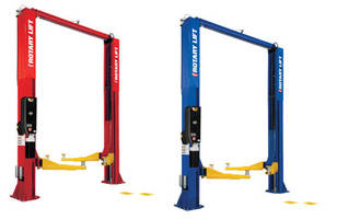 New Heavy-Duty Two-Post Lifts from Rotary Lift Can Lift up to 20,000 Lbs