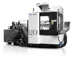 Latest Liechti Go-Mill 350 Machining Center System Comes with 20,000-rpm Spindle