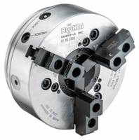 ROHM Introduces DURO-A RC Power Chuck That Features a Quick Jaw-Change System