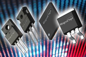 New High-Voltage Super Junction MOSFET Comes with a Breakdown Voltage of 900 V