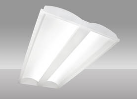 Latest Indirect Troffers from MaxLite Deliver an Efficacy of More Than 25 Lumens Per Watt