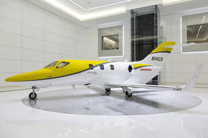 Honda Aircraft Offers HondaJet HA-420 with New Performance and Software