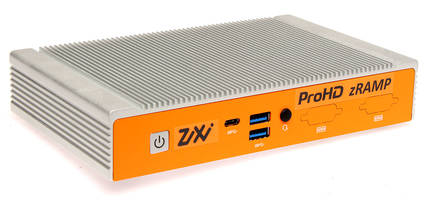 New ProHD zRamp from JVC Features Broadcast Quality Error Correction