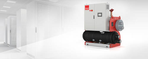 Stulz Launches CyberCool WaterTec Indoor Chillers with Turbocor Compressor Technology