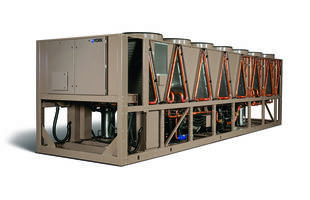 Johnson Controls' Expanded Line of YORK Free-Cooling Chillers Features Expansions Capacity Range Up to 500 Tons