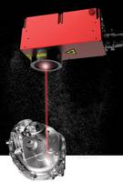 New Shot Blast Resistant Laser Marking from Laserax Provides Foolproof Lean Traceability