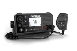 New Link-9 VHF Radio Comes with Built-In AIS Receiver