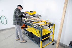 New Scaffold Bench from Metaltech Has Multi-Purpose Features