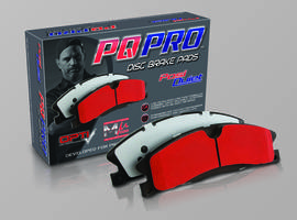 Posi Quiet PRO Brake Pads by Centric Parts Offer Longterm Stopping Performance