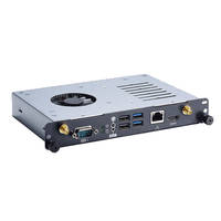 New OPS500-520-H Digital Signage Player from Axiomtek Supports LGA1151 Socket-Type Processors
