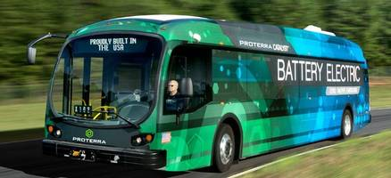 In One of the U.S.'s First Deployments of Volkswagen Settlement Funds, Rhode Island Public Transit Authority Leases Three Proterra Catalyst® Electric Buses