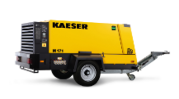 Kaeser Releases New Portable Compressor for Civil and Commercial Construction