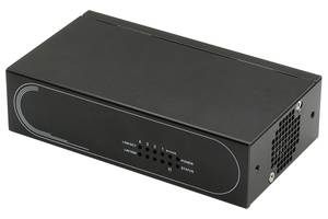 New Desktop Network Appliance Features Four LAN Ports