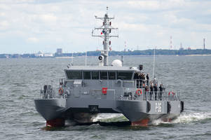 CONTROP Delivers Its Naval Surveillance System - iSea-30HD EO/IR to Latvian Navy