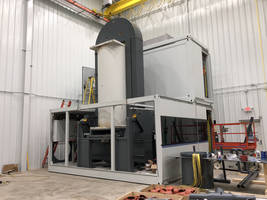 New Hot Isostatic Press is Offered with Patented Uniform Rapid Cooling Technology