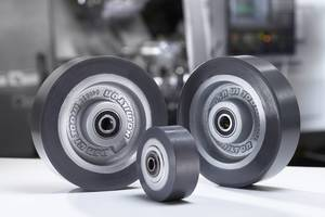 Hamilton Offers New Casters and Wheels with HPI Swivel Technology