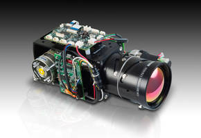 Sierra-Olympic Launches Ventus 275 Midwave Infrared Camera Core with Indium Antimonide Focal Plane Array