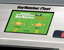 New KeyWatcher Fleet Key Control System is Embedded with Flexible Booking Workflows