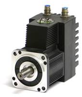 New MAC Motor from JVL Eliminates the Need for Separate Servo Driver or Controller