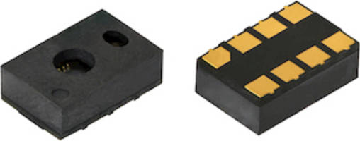Vishay Introduces VCNL36687S Proximity Sensor That Can Detect Kodak Gray Card at a Distance of 20 cm