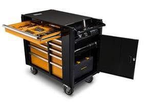 New Customizable Mobile Work Station From Gearwrench