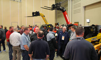 Manitou North America Unveils New Products for Construction, Agriculture, Industry and Rental Markets at Annual Dealer Meeting