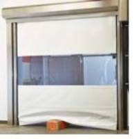 Rite-Hite Introduces LiteSpeed Cleanroom Door with TRUE Auto Re-Feed Technology