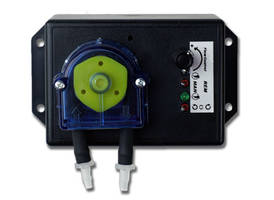 New Peristaltic Pumps Feature Flow Rates up to 320 ML/Min